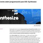 Nuevo evento sobre programación para iOS: Synthesize Málaga
